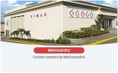 Almacenes Siman Metrocentro Managua Nicaragua