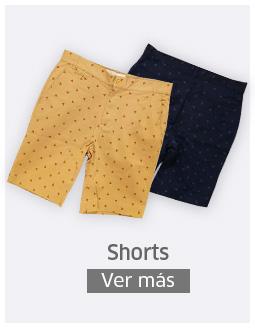 Shorts para caballeros Orange