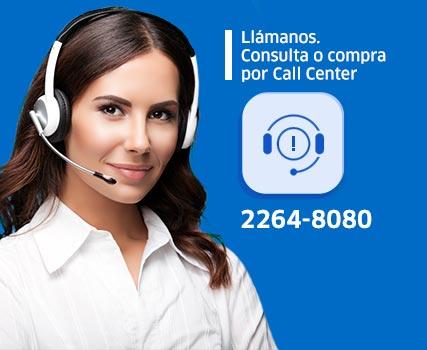 Llámanos 2264-8080