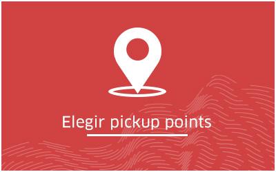 Elegir pickup points