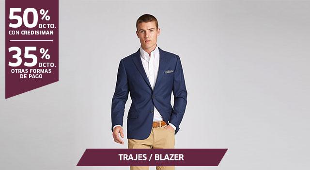 TRAJES, BLAZER