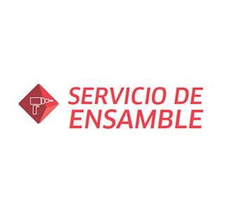 SERVICIO DE ENSAMBLAJE