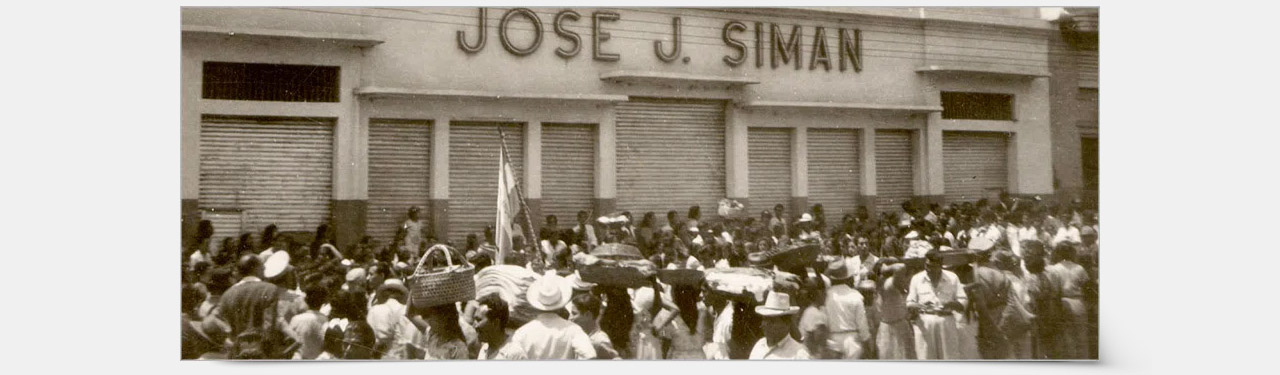 Historia SIMAN